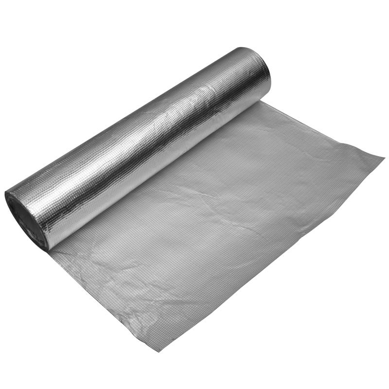 Aluminum Foiled Fiberglass Fabric